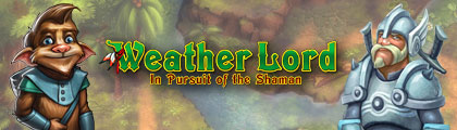 Weather Lord: In Pursuit of the Shaman screenshot