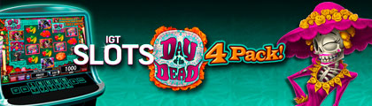 IGT Slots: Day of the Dead screenshot