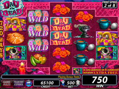 IGT Slots: Day of the Dead thumb 1