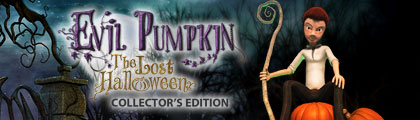 Evil Pumpkin: The Lost Halloween Collector's Edition screenshot