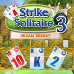 Strike Solitaire 3 - Dream Resort
