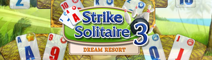 Strike Solitaire 3 - Dream Resort screenshot