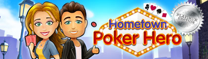 Hometown Poker Hero Platinum Edition screenshot