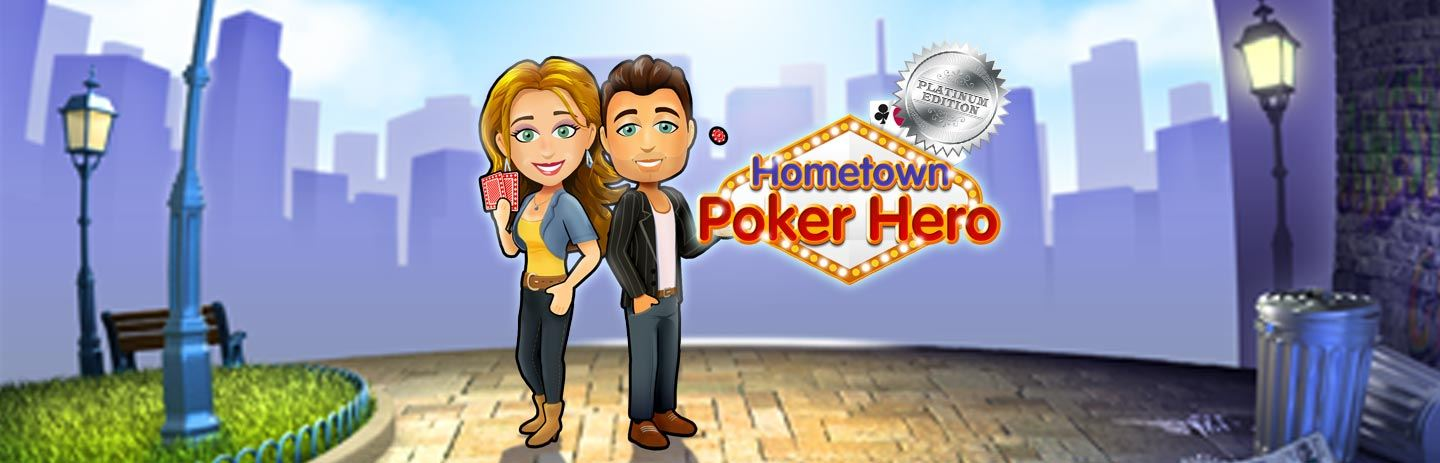 Hometown Poker Hero Platinum Edition