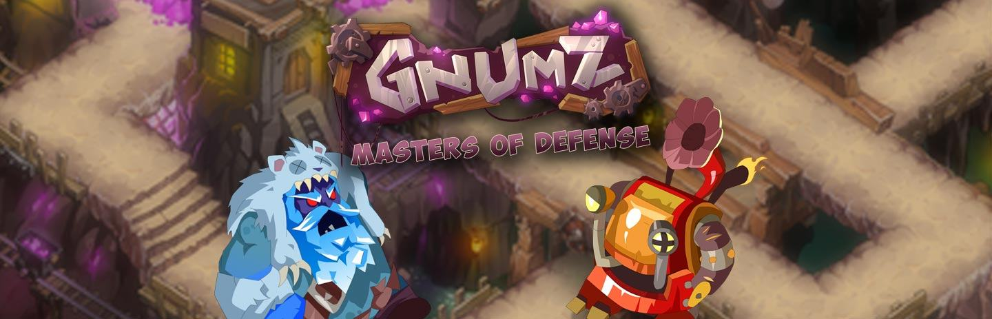Gnumz - Masters of Defense
