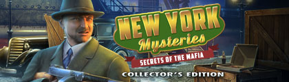 New York Mysteries: Secrets of the Mafia Collector's Edition screenshot