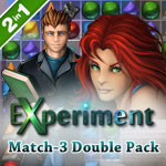 Experiment: Match-3 Double Pack