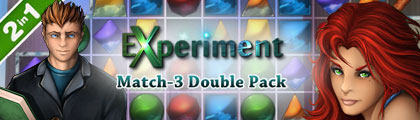 Experiment: Match-3 Double Pack screenshot