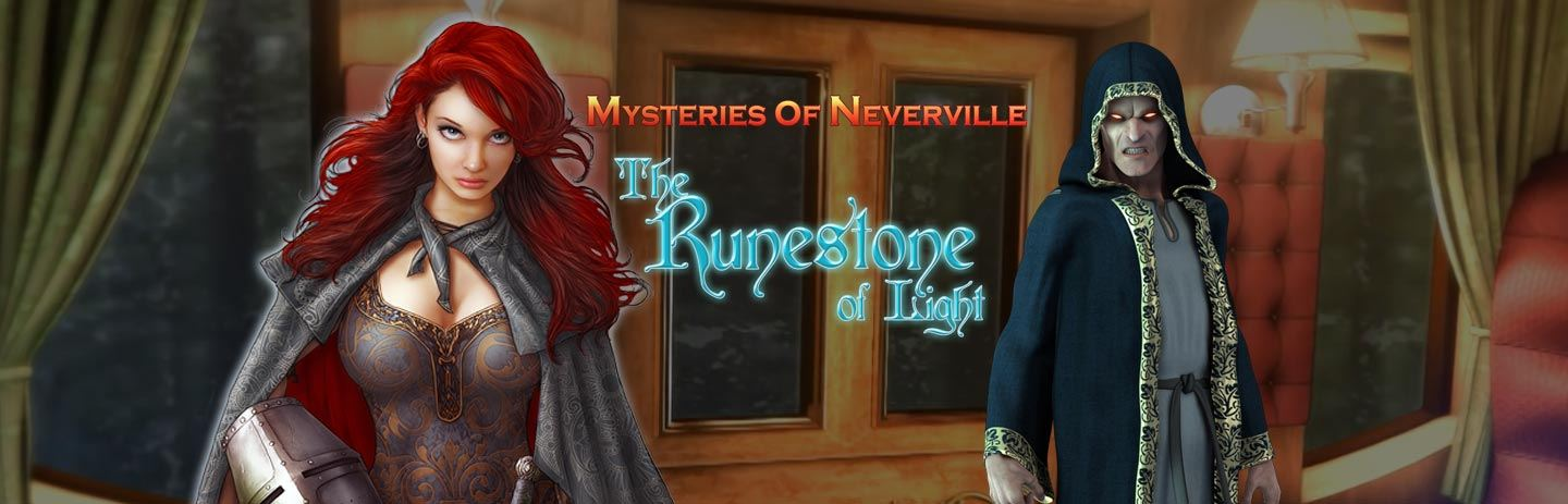 Mysteries of Neverville - The Runestone of Light