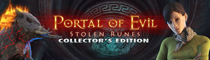 Portal of Evil: Stolen Runes Collector's Edition screenshot