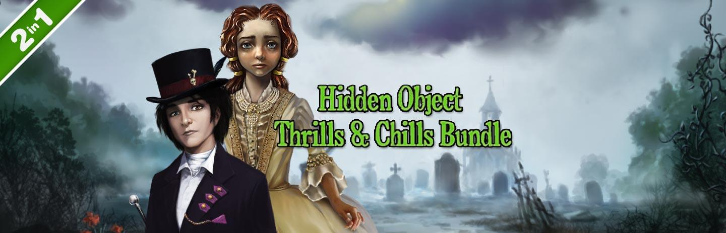 Hidden Object Thrills & Chills Bundle