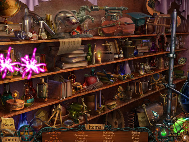 Hidden Object Thrills & Chills Bundle large screenshot