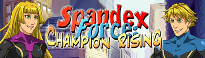 Spandex Force - Champion Rising screenshot