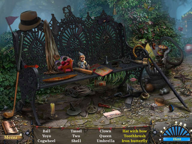 The Curse of Silent Marshes large screenshot