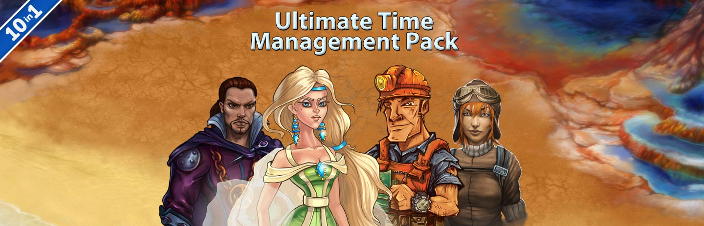 Ultimate Time Management Pack