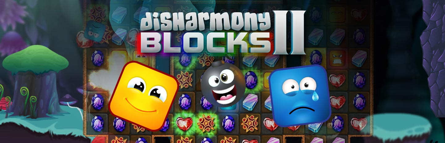 Disharmony Blocks 2