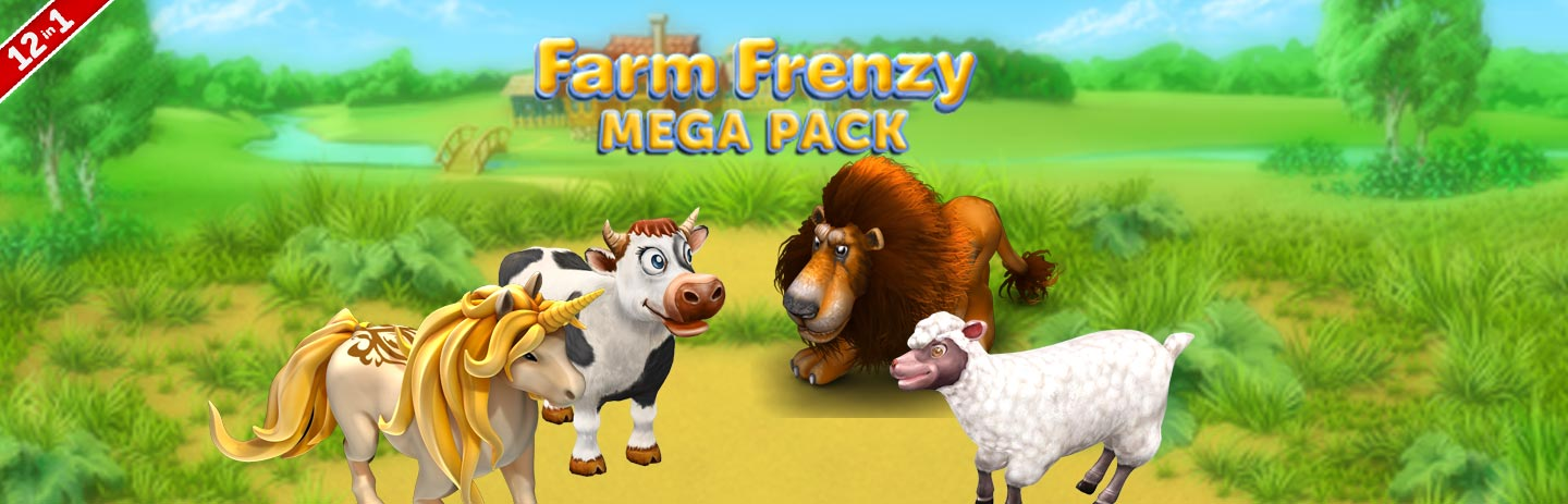 Farm Frenzy Mega Pack