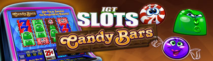 IGT Slots: Candy Bars screenshot