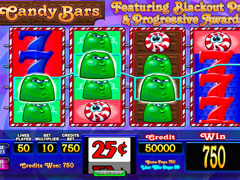 IGT Slots: Candy Bars thumb 1