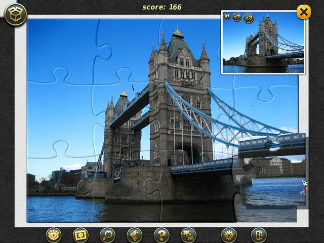 Jigsaw World Tour Screenshot 1