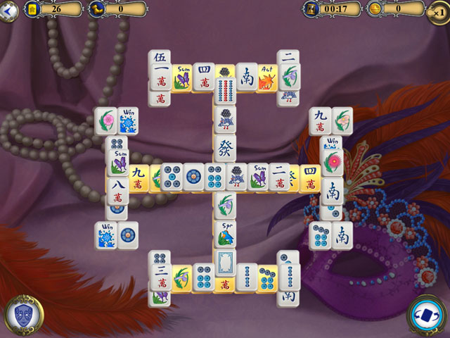 Carnaval Mahjong large screenshot