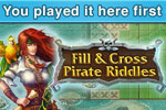 Fill and Cross: Pirates Riddles Download