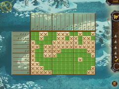 Fill and Cross: Pirates Riddles Screenshot 2