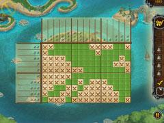 Fill and Cross: Pirates Riddles Screenshot 3