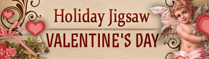Holiday Jigsaw St. Valentine screenshot