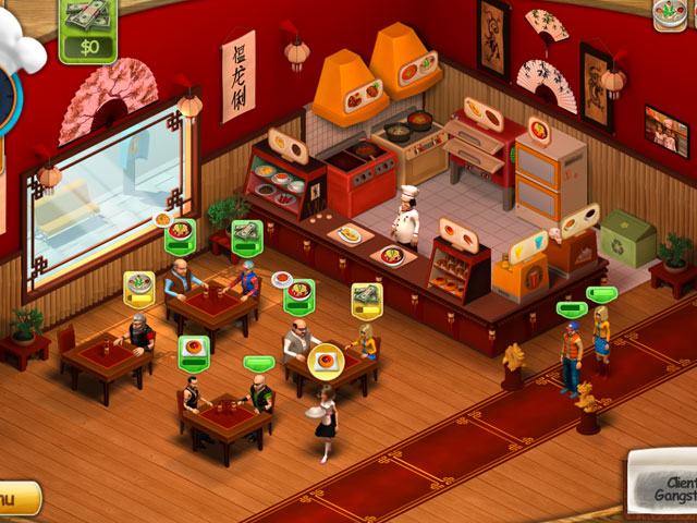 Diner Mania large screenshot