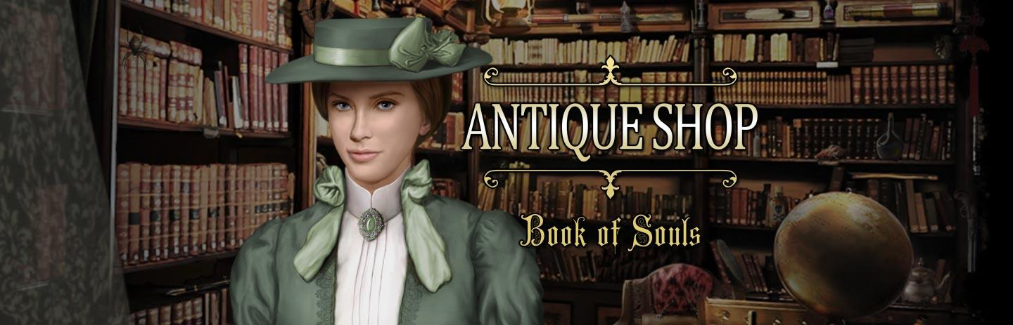 Antique Shop - Book of Souls