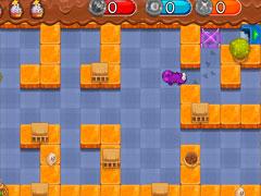 Candy Maze Screenshot 1