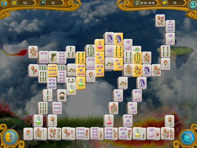 Mahjong Magic Journey large screenshot