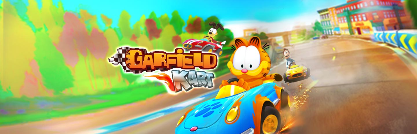 Garfield Kart Download And Play For Free At Jenkat Games