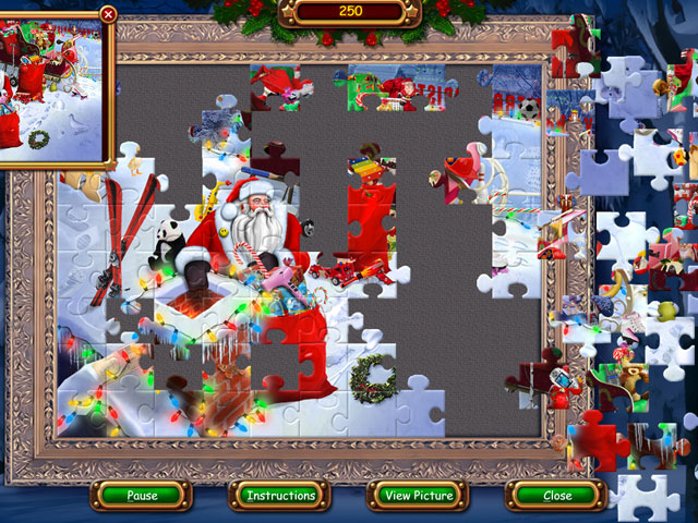 The Ultimate Christmas Puzzler large screenshot