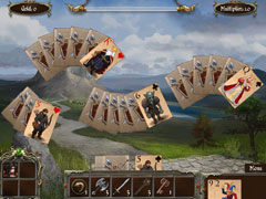 Legends of Solitaire: Curse of the Dragons Screenshot 2