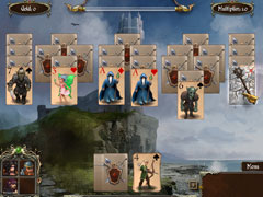 Legends of Solitaire: Curse of the Dragons Screenshot 3