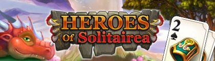 Heroes of Solitairea screenshot
