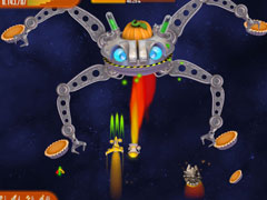 Chicken Invaders: Ultimate Omelette - Thanksgiving Edition Screenshot 2
