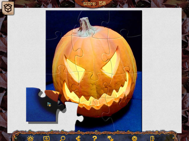 Holiday Jigsaw: Halloween large screenshot