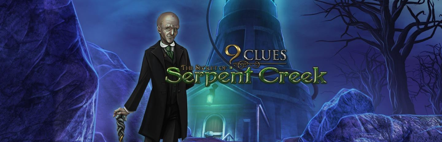 Game 9 Clues: The Secret of Serpent Creek