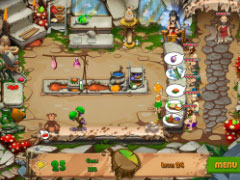 Stone Age Cafe Screenshot 2