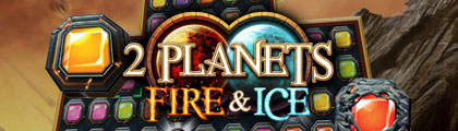 2 Planets - Fire and Ice screenshot