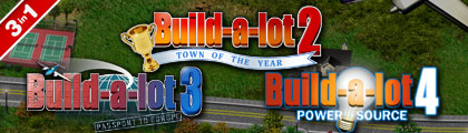 Build-a-lot Builder's Bundle screenshot