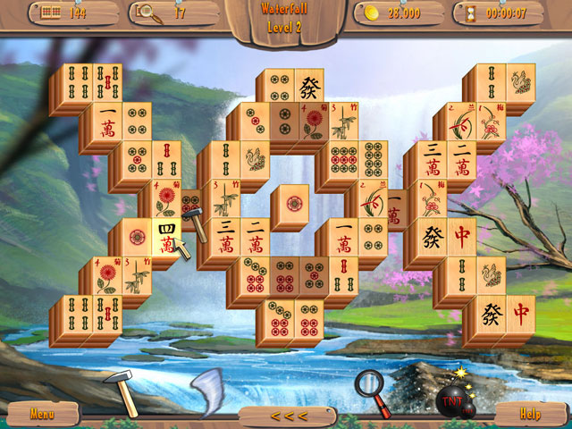 Summer Mahjong large screenshot