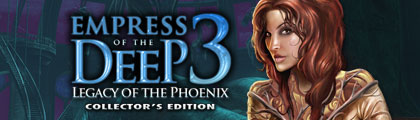 Empress of the Deep 3: Legacy of the Phoenix Collector's Edition screenshot