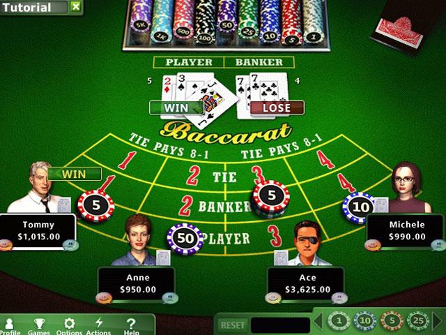 Hoyle Casino Collection 2 Screenshot 1