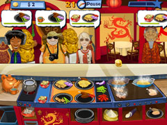 Happy Chef 2 Screenshot 1
