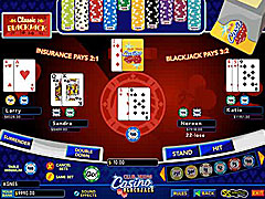 Club Vegas Blackjack thumb 1