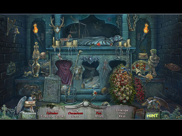 Redemption Cemetery: Salvation of the Lost Collector's Edition large screenshot